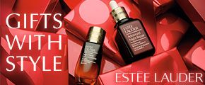 GIFTS WITH STYLE ESTEE LAUDER