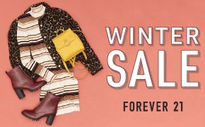 WINTER SALE FOREVER21