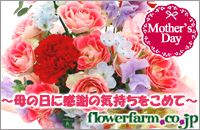 Mother's Day ~母の日に感謝の気持ちを込めて~ flowerfarm.co.jp