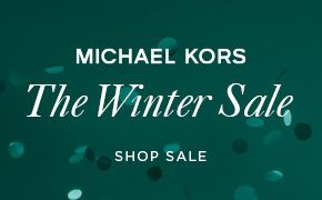 MICHAEL KORS The Winter Sale SHOP SALE