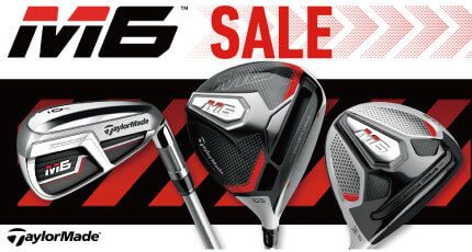 M6 SALE TaylorMade
